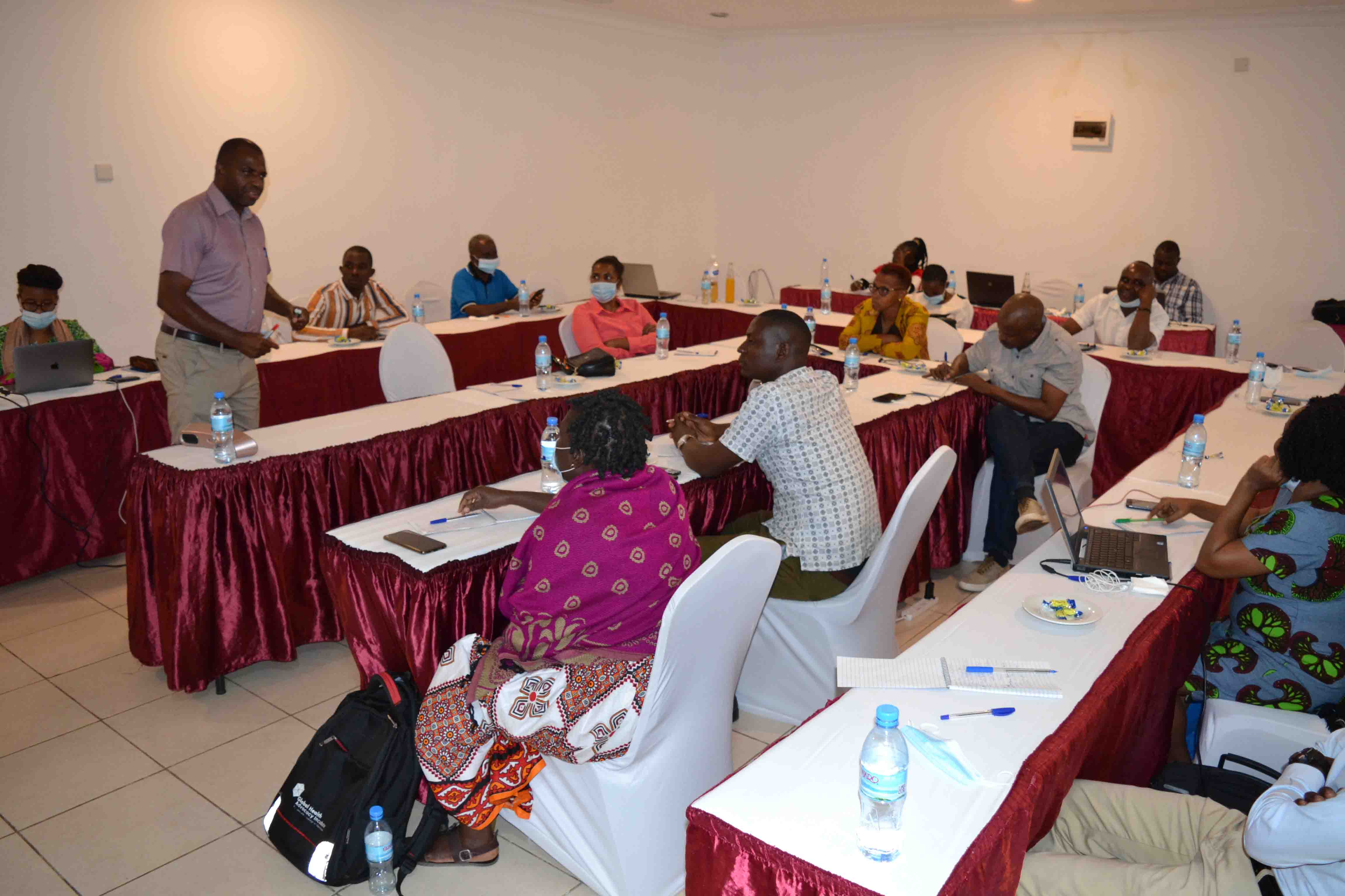 Training of Journalists on solution based reporting health